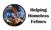 Helping Homeless Felines A non-profit rescue organization - IRS 501(c)(3) tax exempt EIN 47-1773033