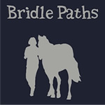 Bridle Paths with horse image