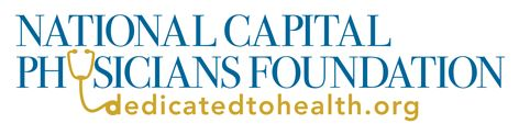National Capital Physicians Foundation dedicatedtohealth.org logo