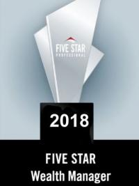 2018 Five Star Professional Five Star Wealth Managers
