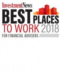 InvestmentNews Best Places To Work For Financial Advisors 2018